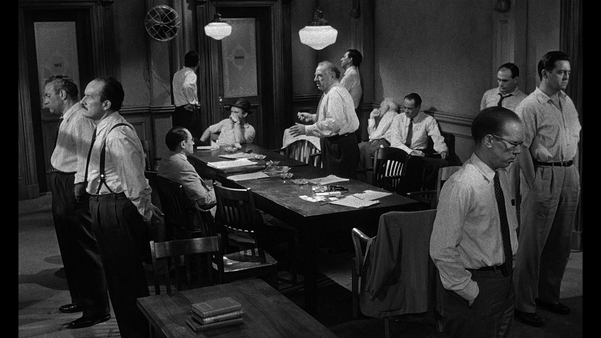 12 Angry Men Wallpapers