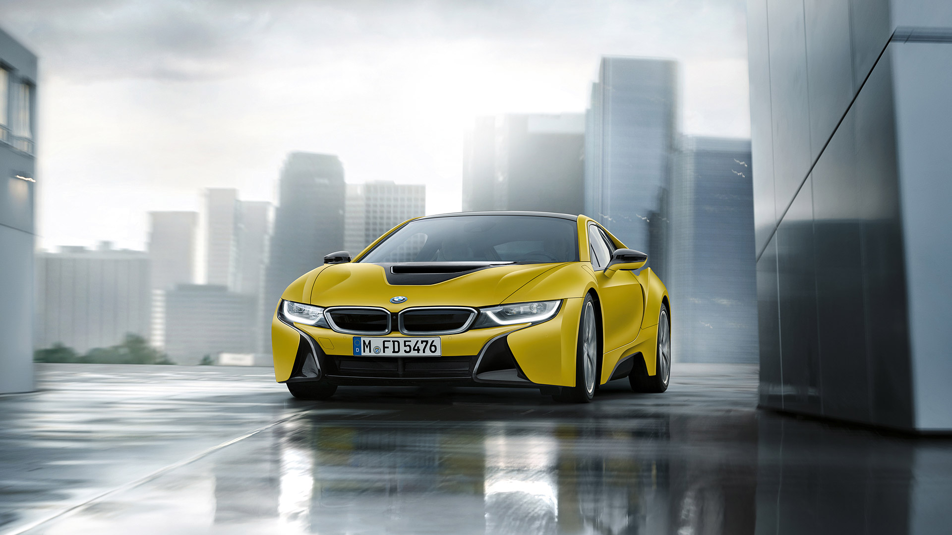 2018 BMW I8 Coupe Wallpapers Wallpapers - All Superior 2018 BMW I8 Coupe  Wallpapers Backgrounds - WallpapersPlanet.net