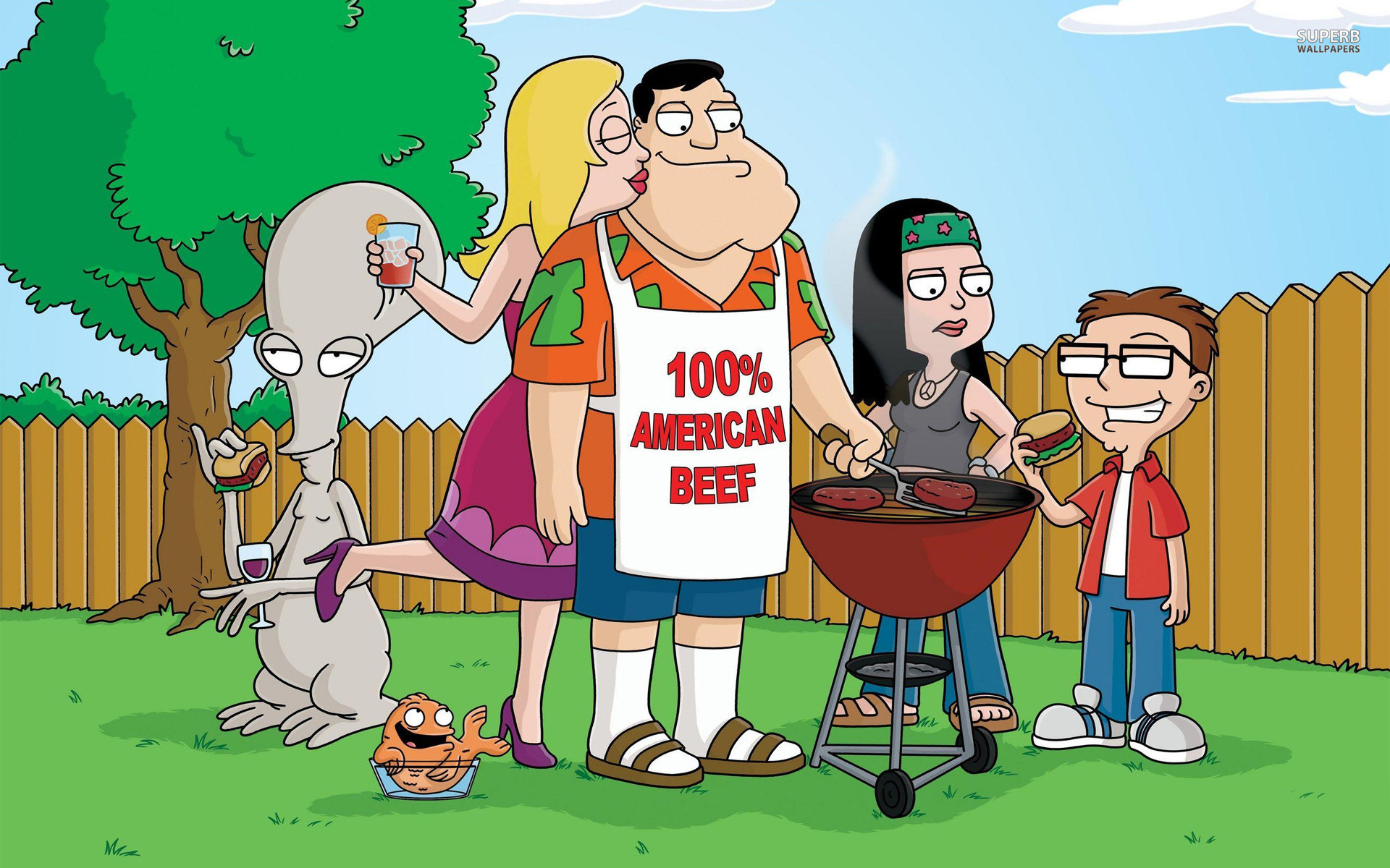 American Dad! Wallpapers