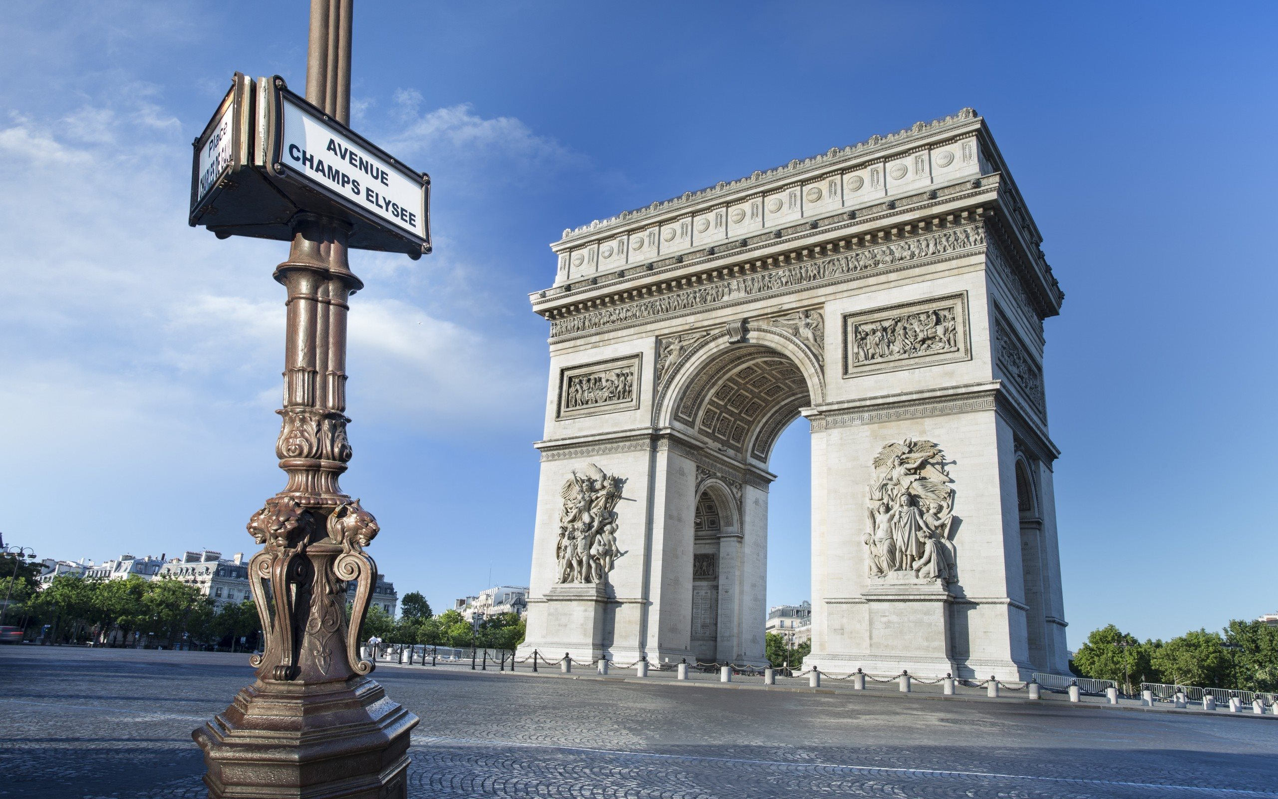 Arc De Triomphe Wallpapers
