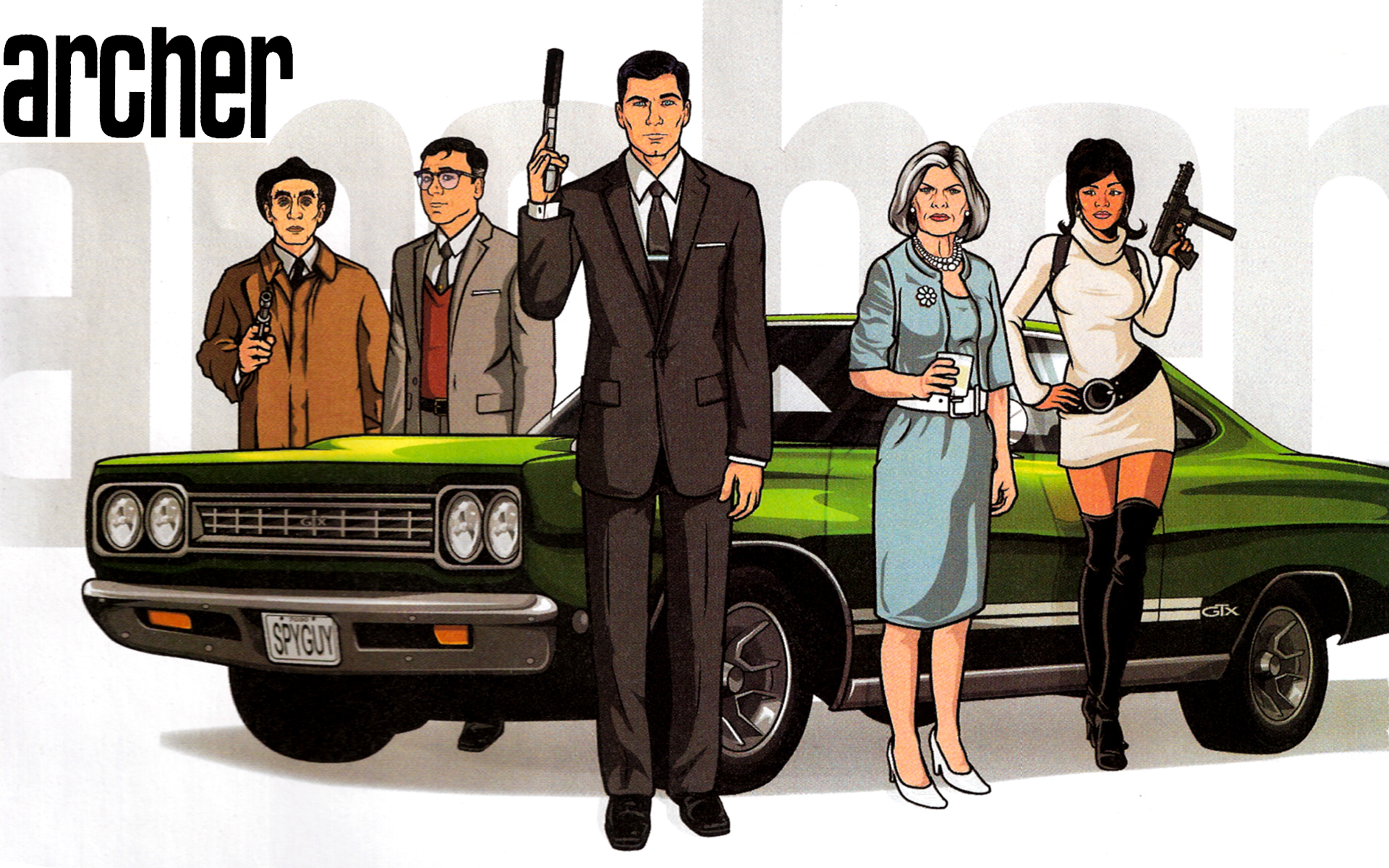 Archer Wallpapers