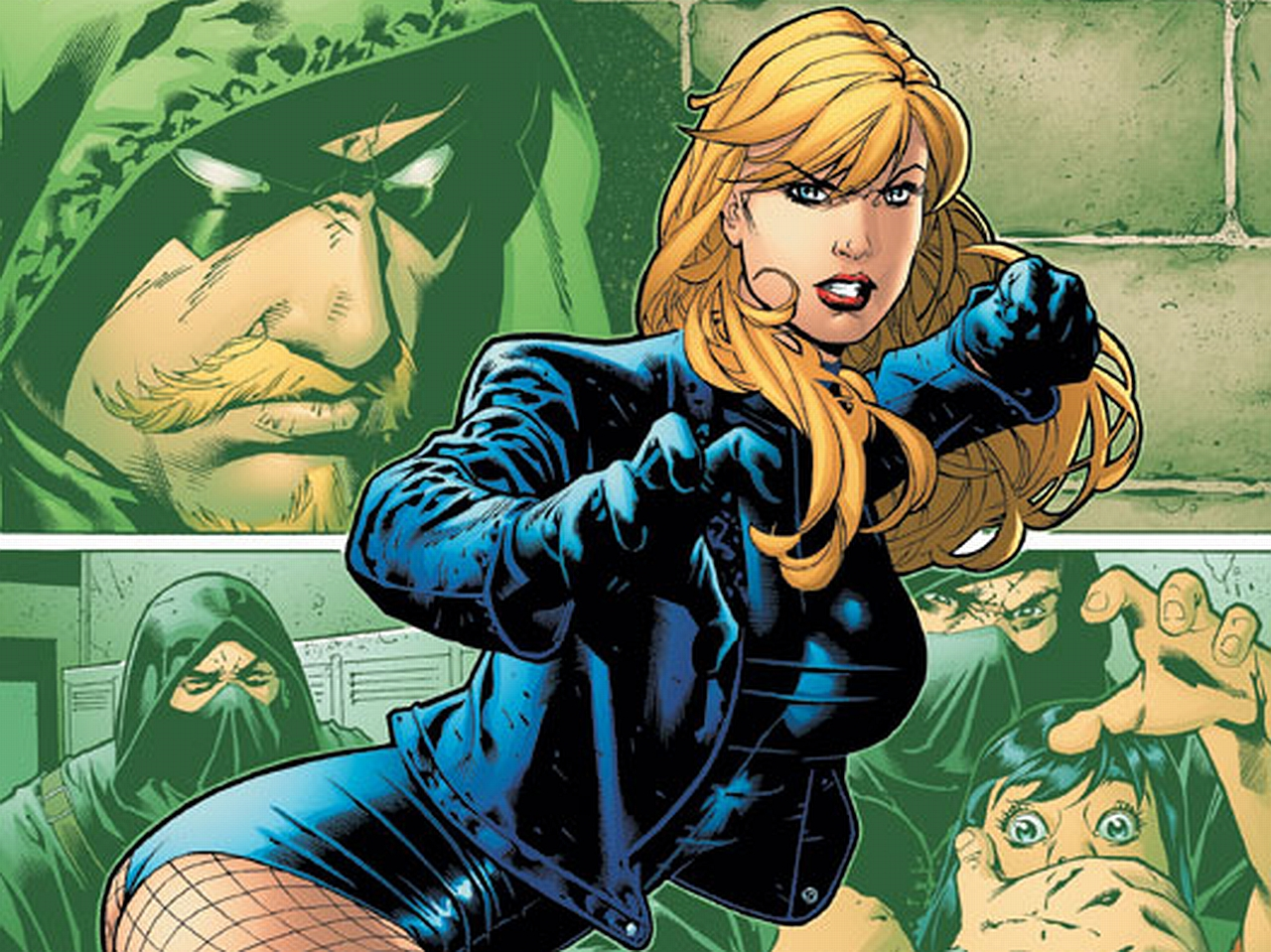 Black Canary Wallpapers