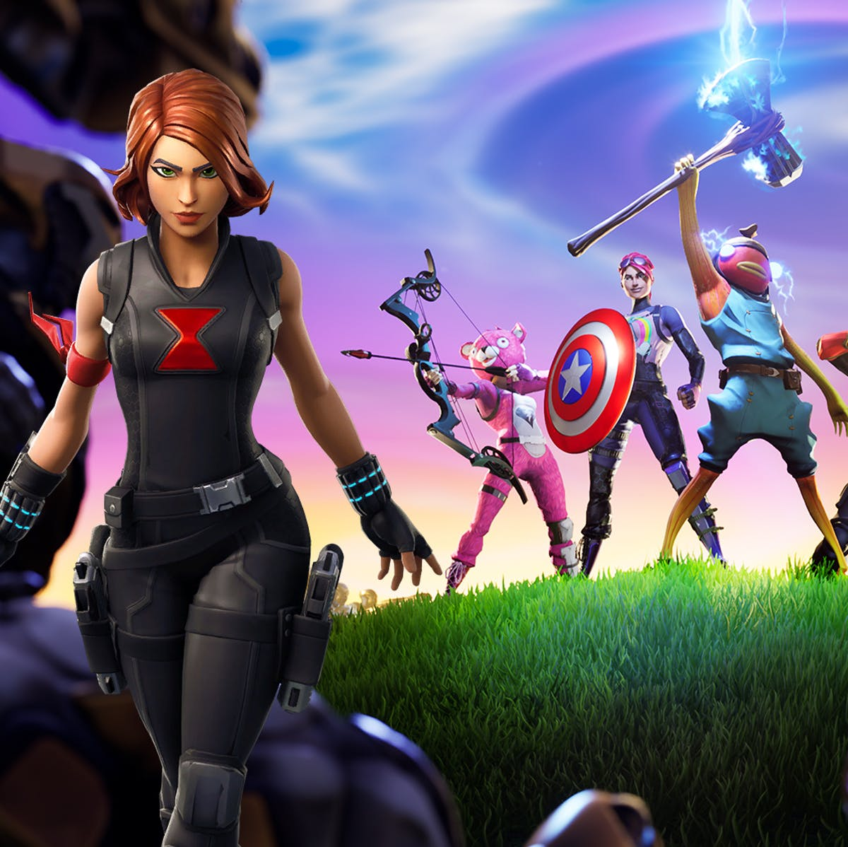 Black Widow Outfit Wallpapers