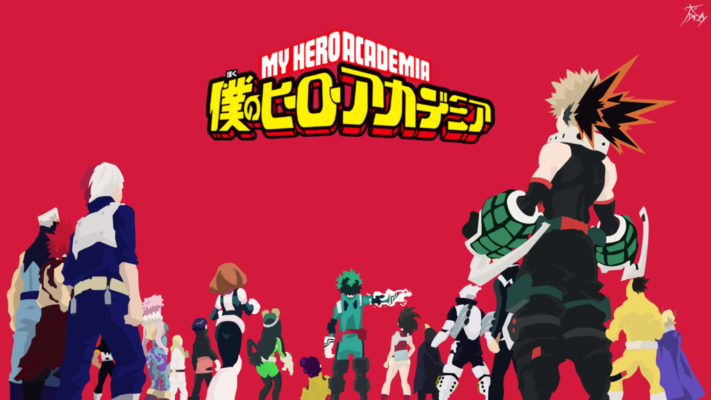 Boku No Hero Academia Wallpapers