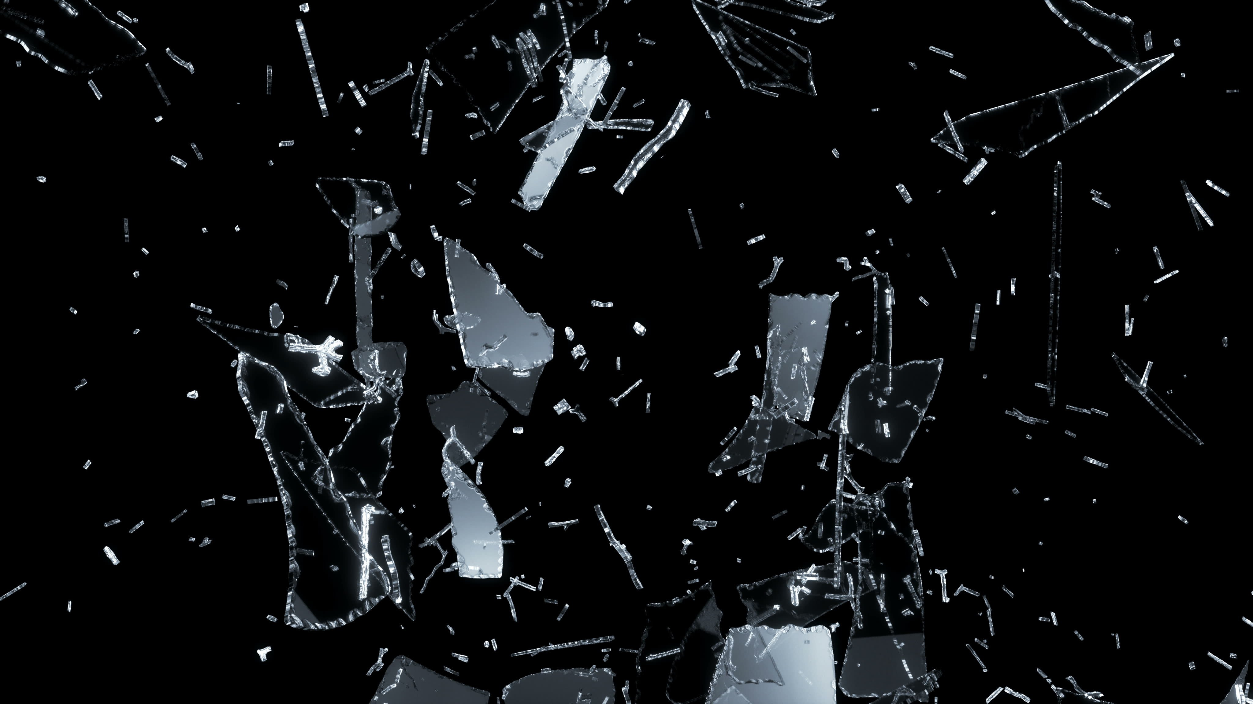 Broken Glass Wallpapers