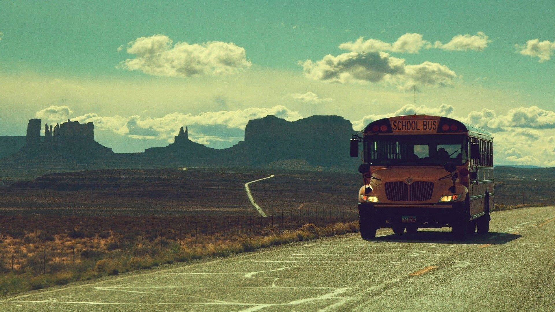 Buses Wallpapers