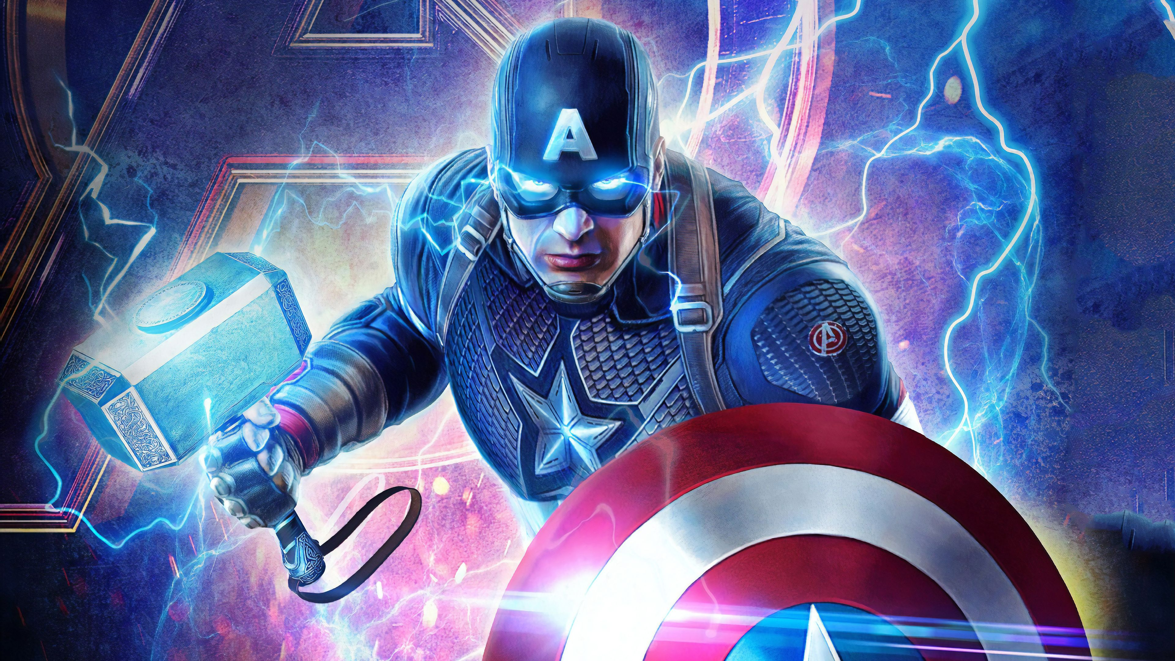 Captain America Wallpapers