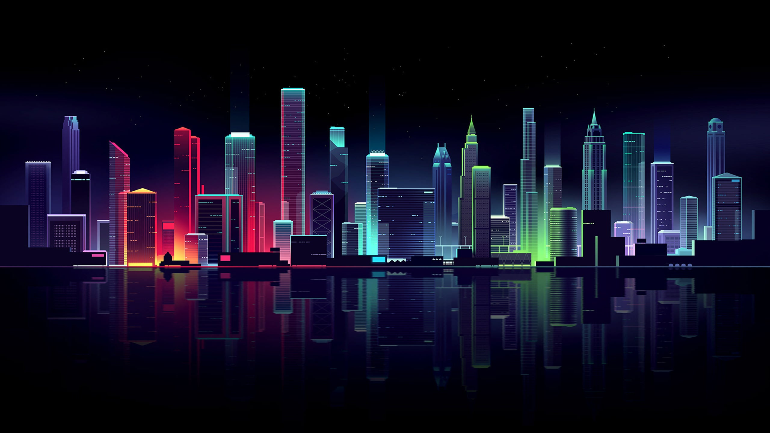 City Skyline Wallpapers