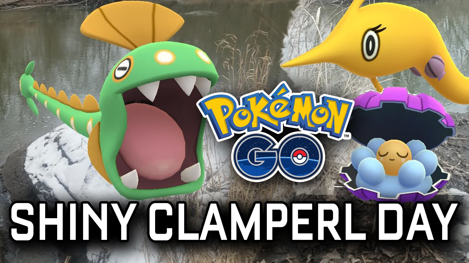 Clamperl Wallpapers