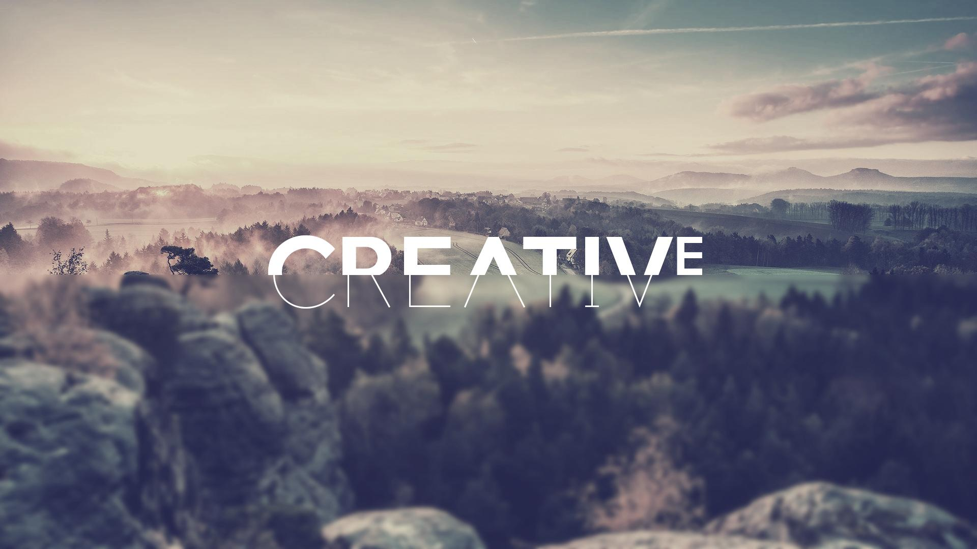 Creative Wallpapers