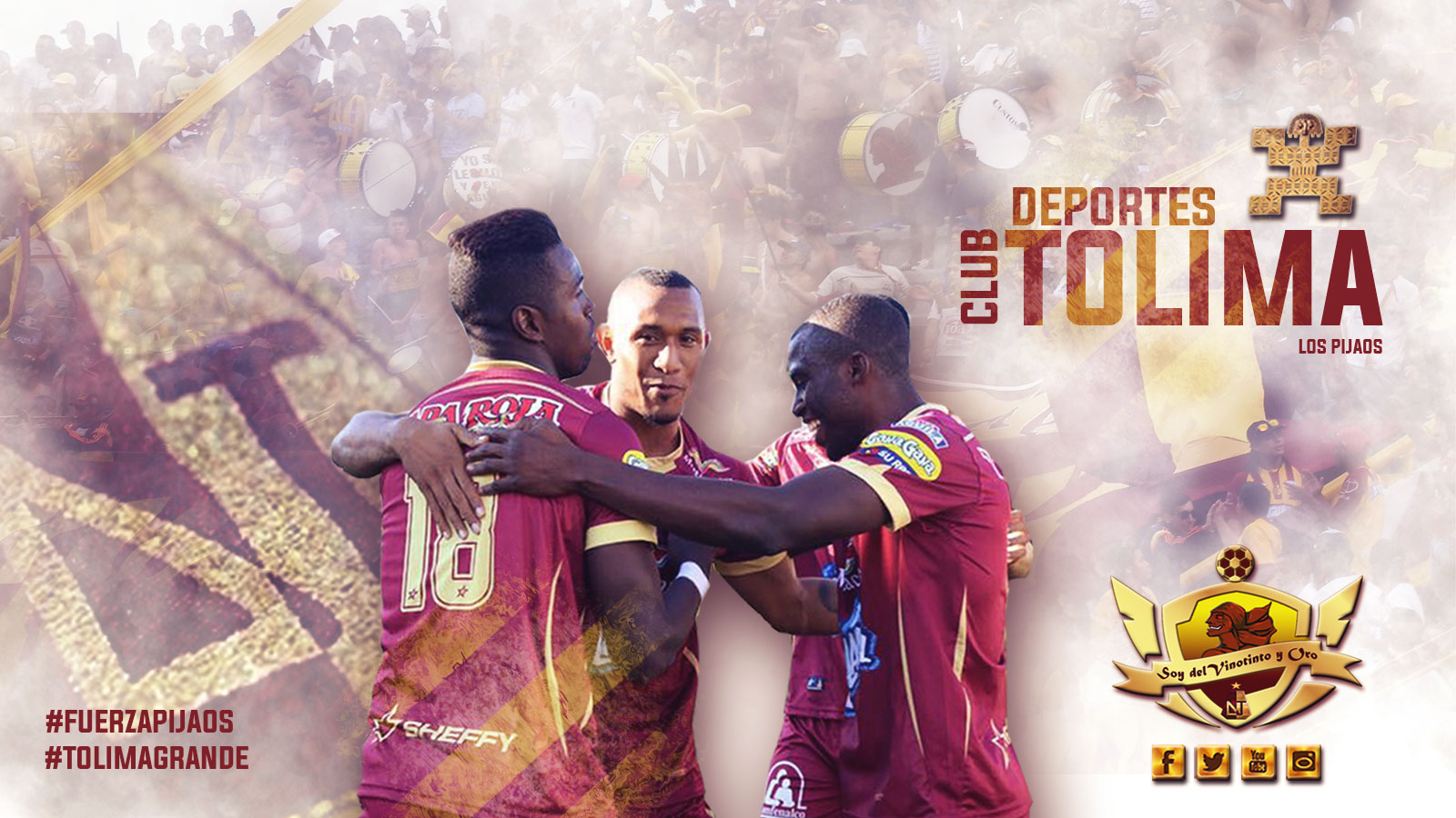 Deportes Tolima Wallpapers