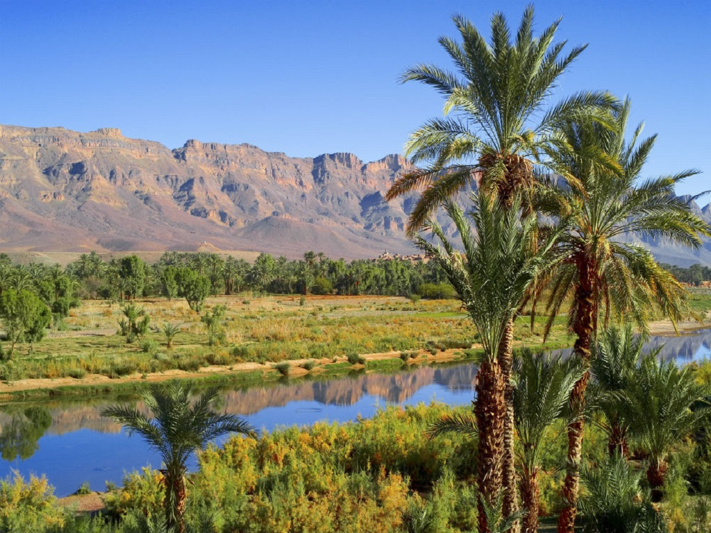 Draa Valley Wallpapers