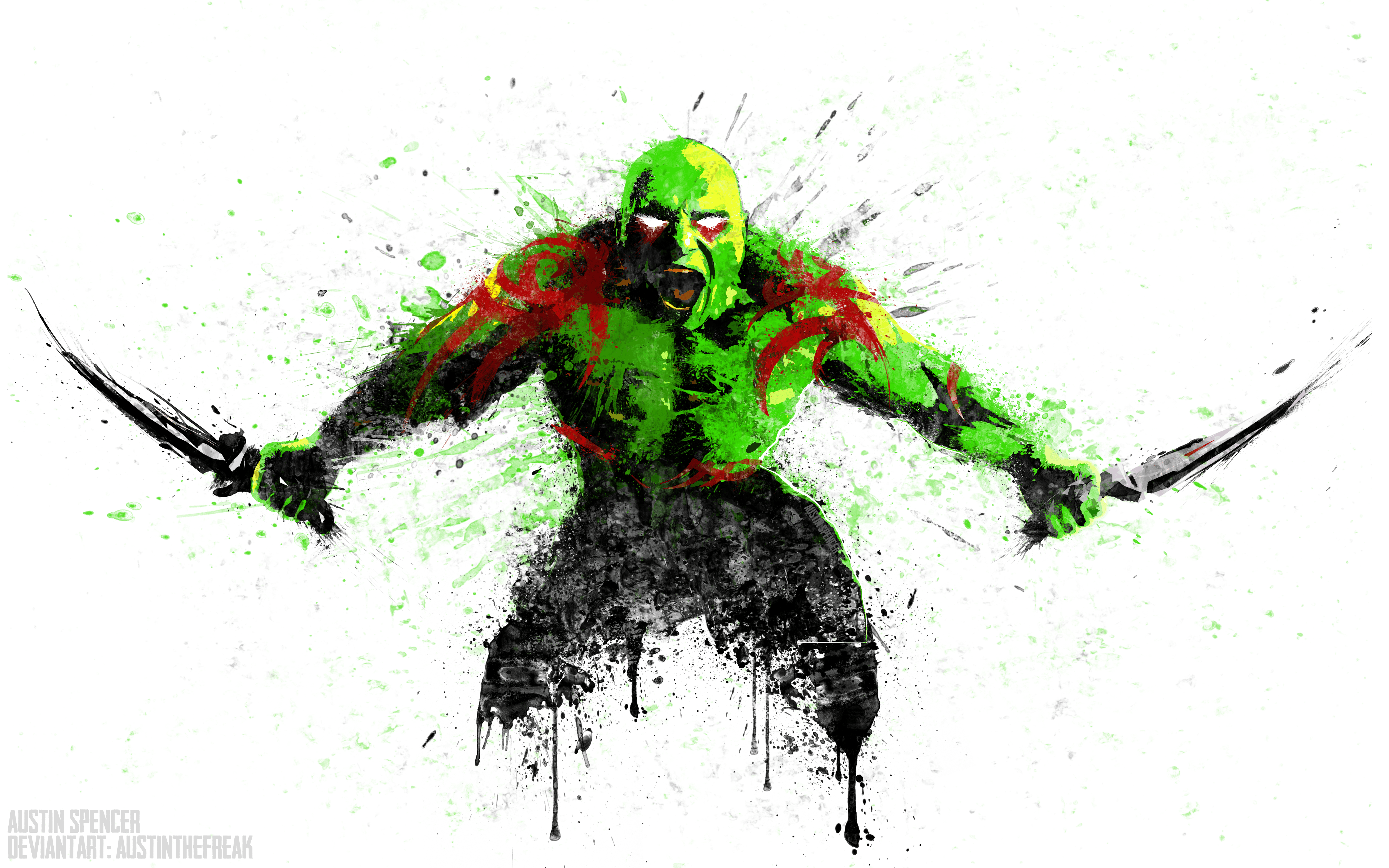 Drax The Destroyer Wallpapers
