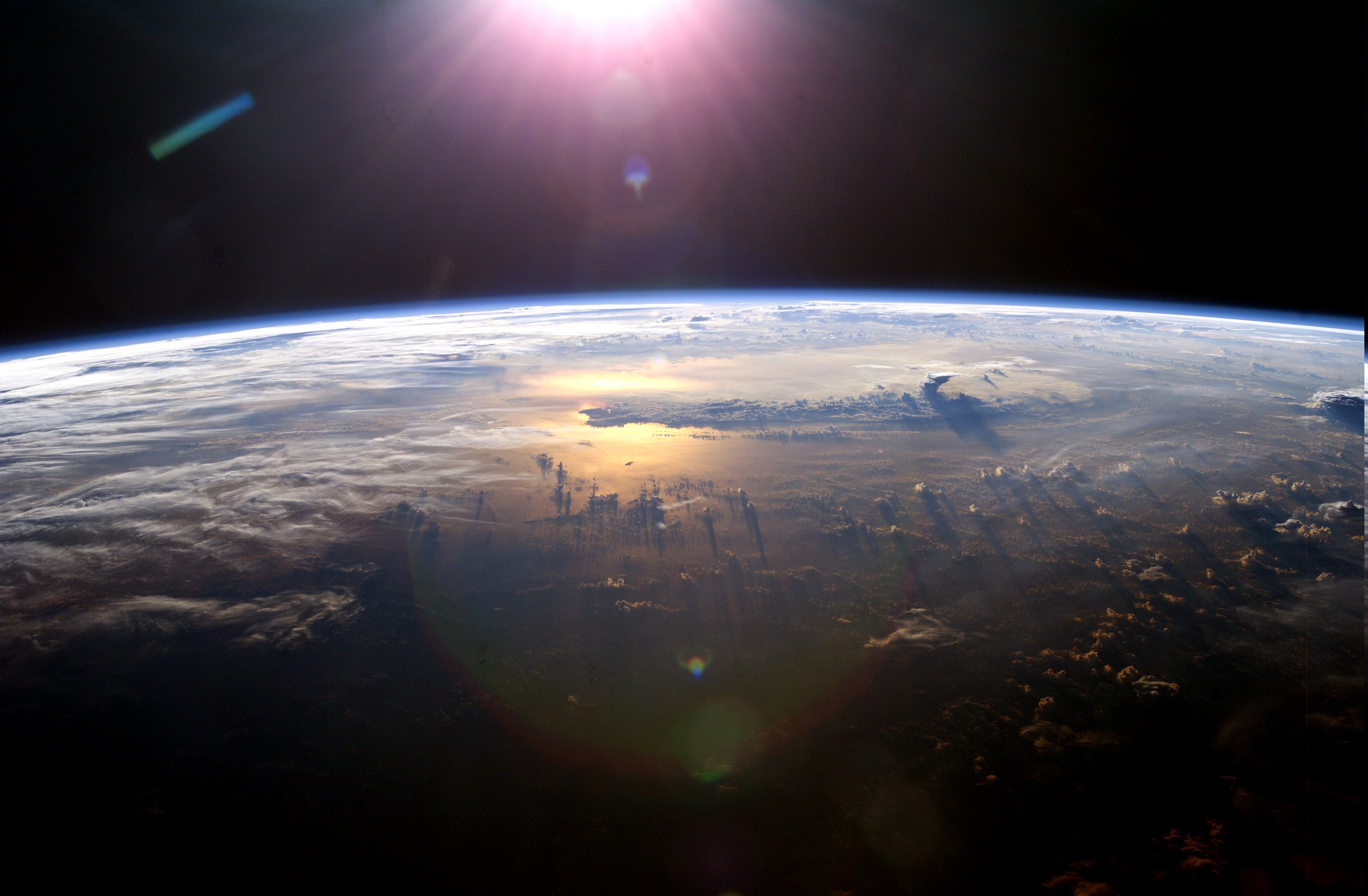 Earth From Space Wallpapers