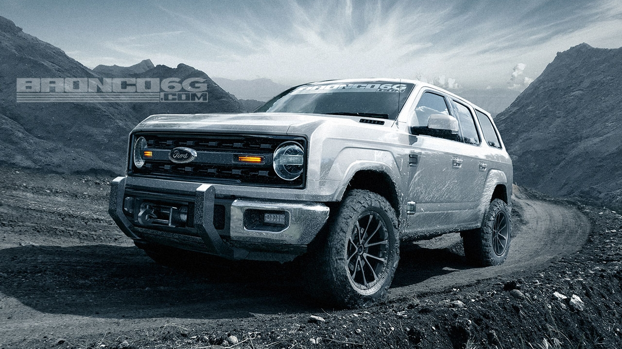 Ford Bronco Wallpapers
