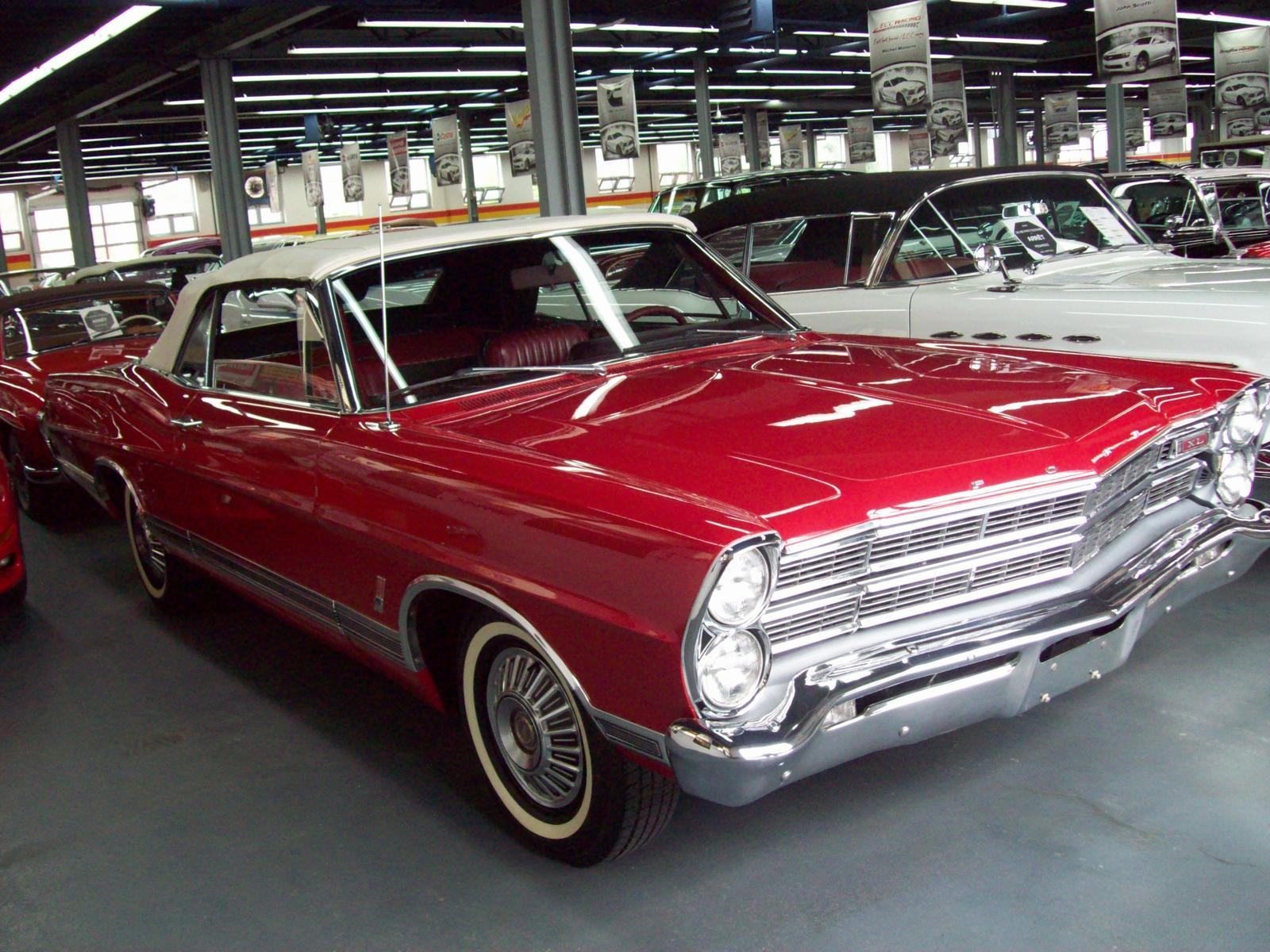 Ford Galaxie 500 Wallpapers
