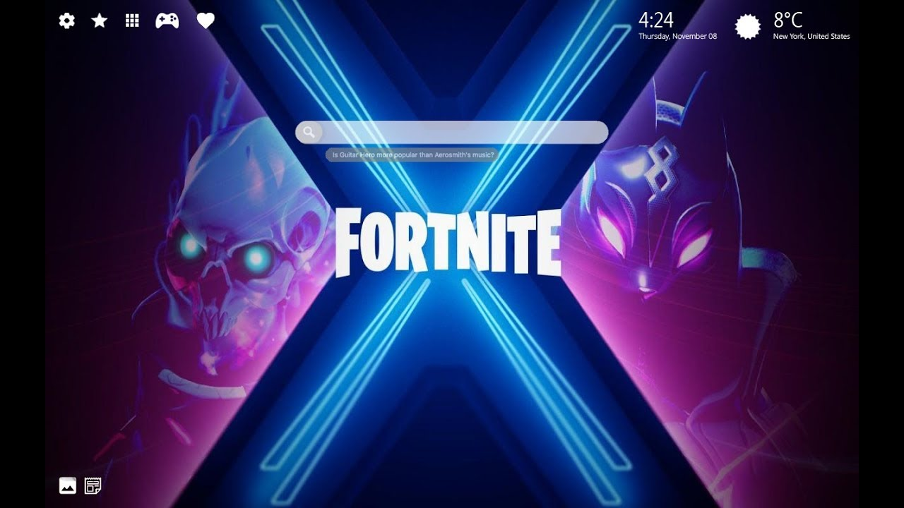Fortnite Season 4 Wallpapers