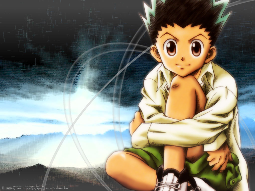 Gon Freecss Wallpapers