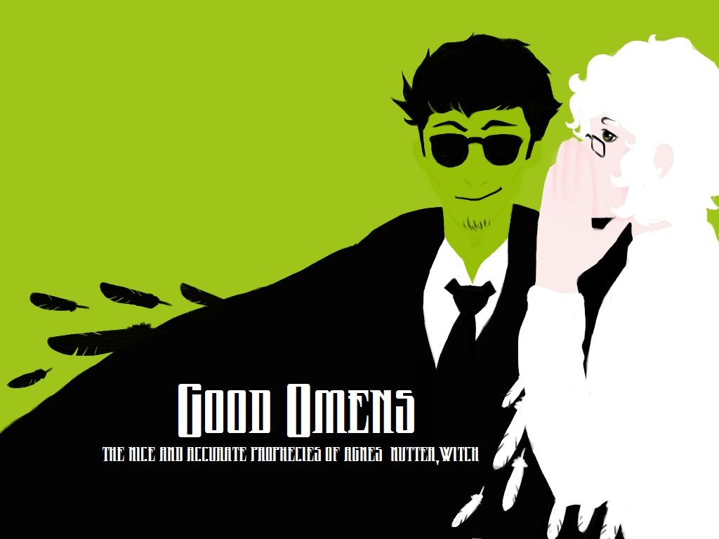 Good Omens Wallpapers