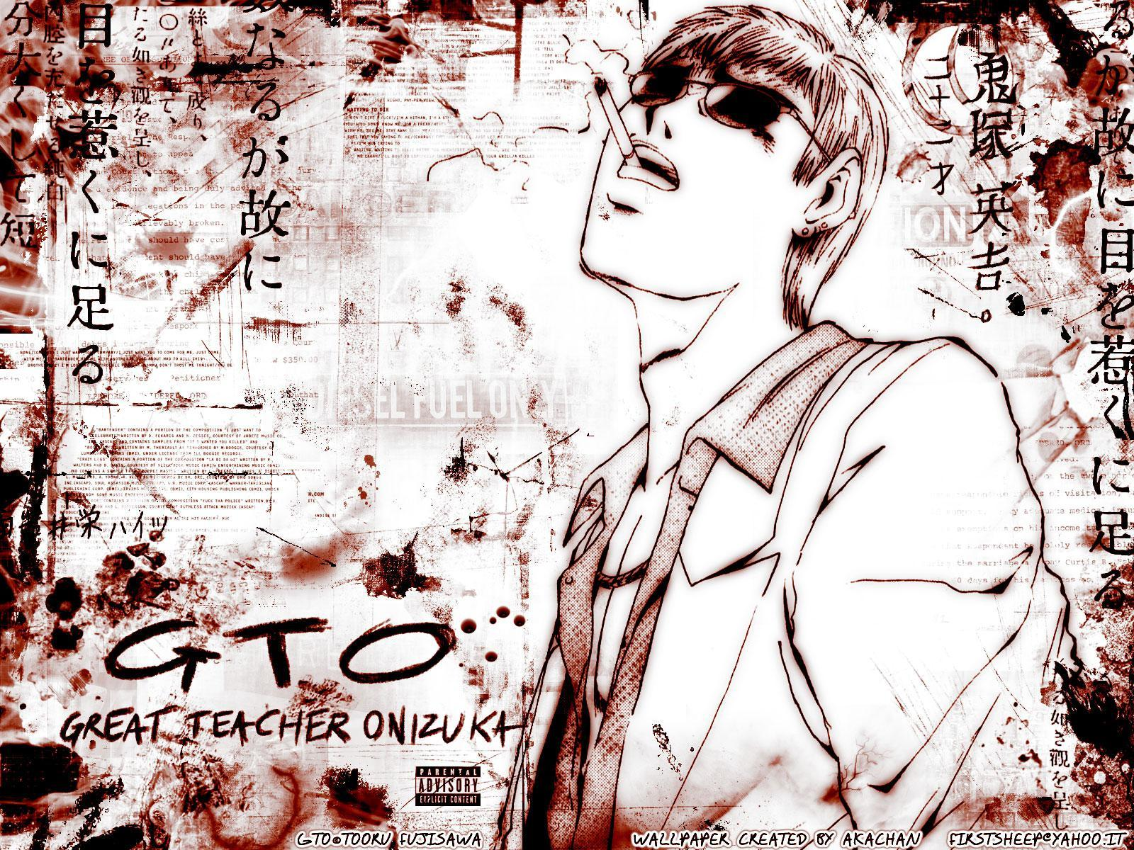 Great Teacher Onizuka Wallpapers