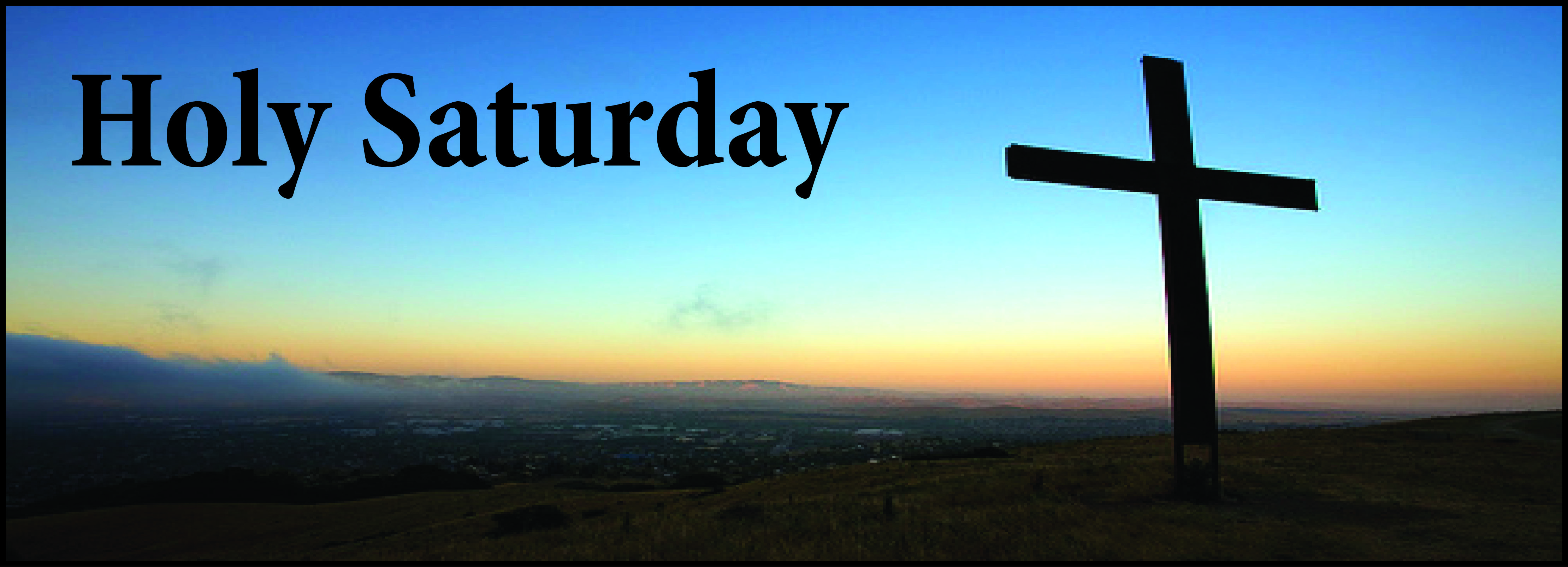 Holy Saturday Wallpapers