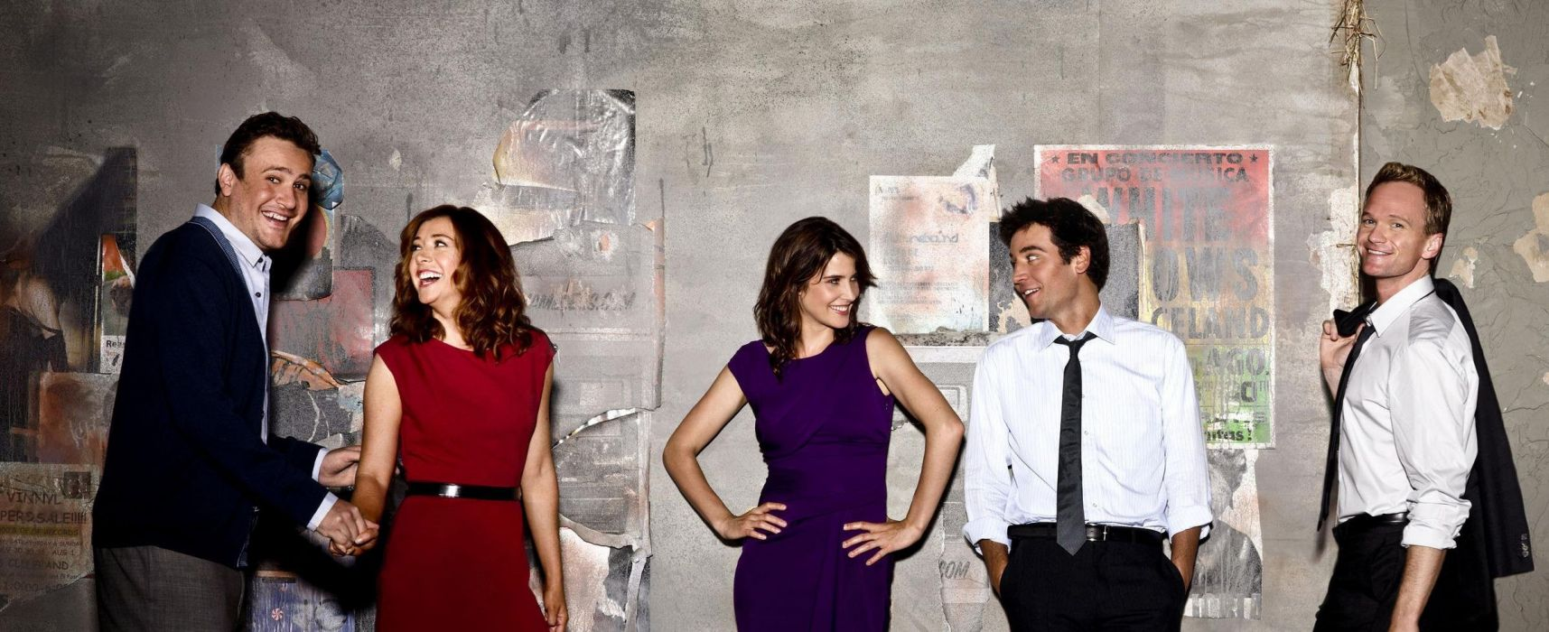 How I Met Your Mother Wallpapers