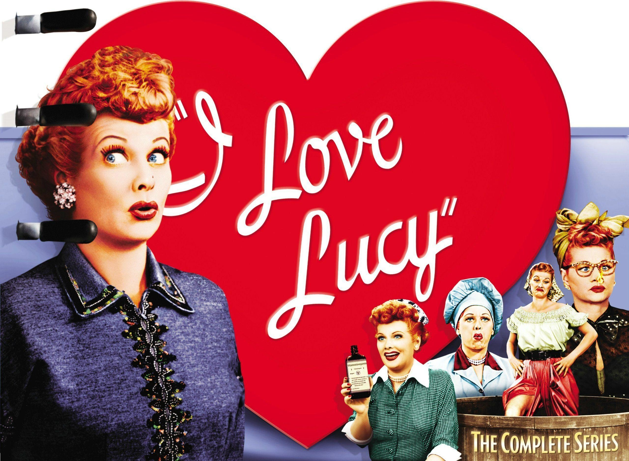 I Love Lucy Wallpapers
