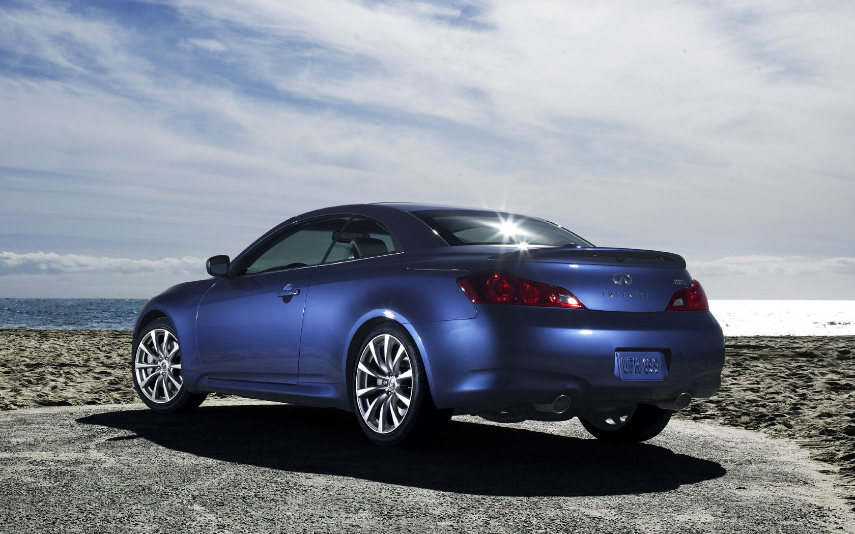 Infiniti G35 Coupe Wallpapers