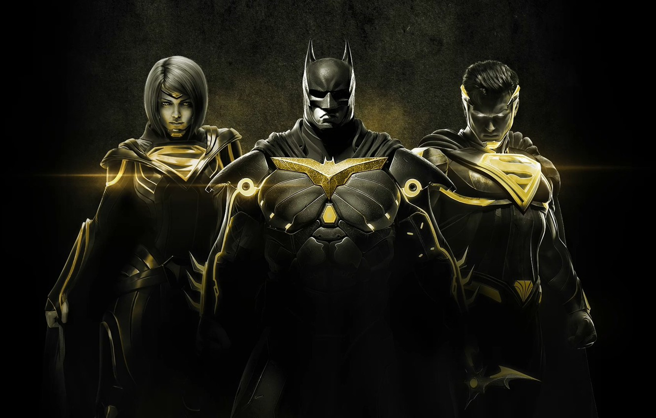 Injustice 2 Wallpapers