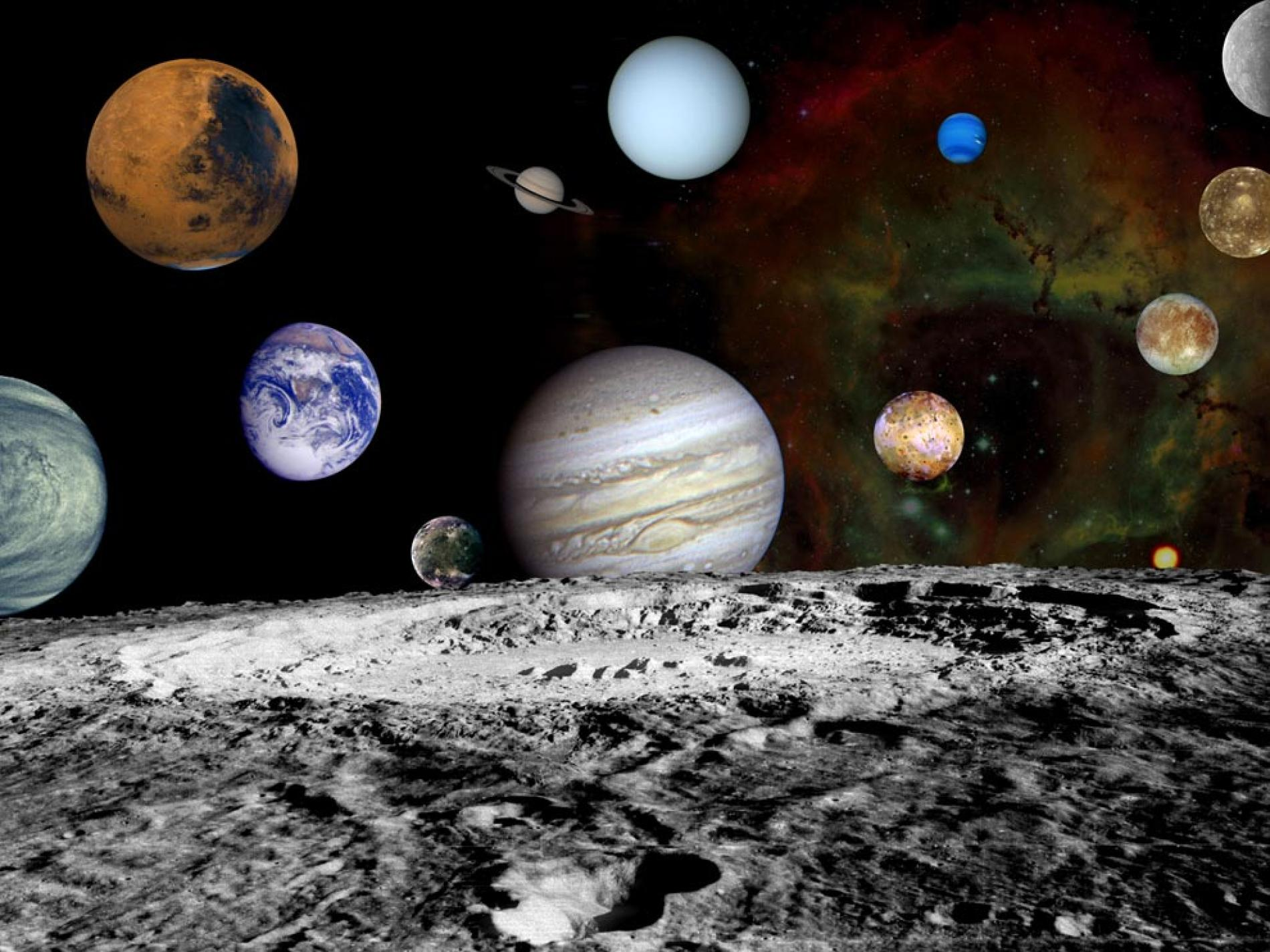 Inner Planets Wallpapers