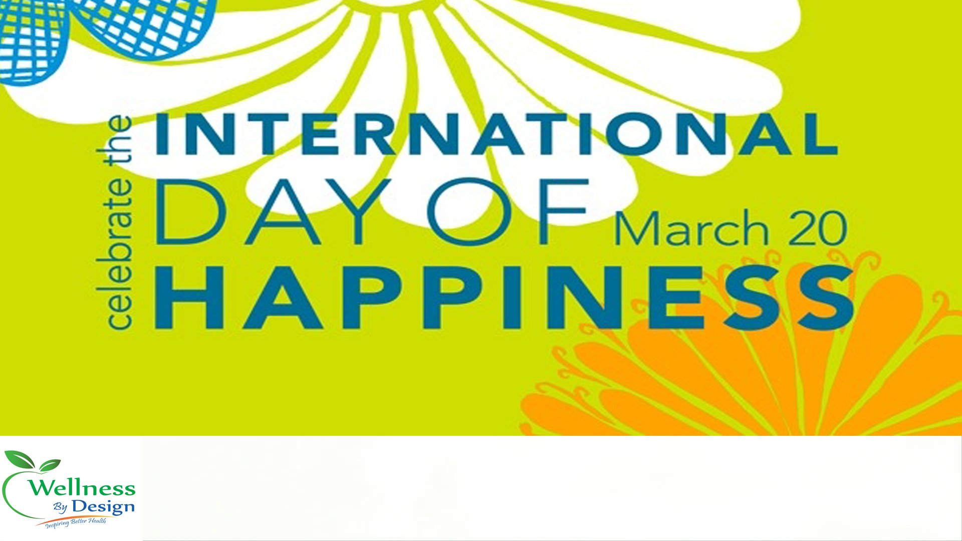 International Day Of Happiness Wallpapers