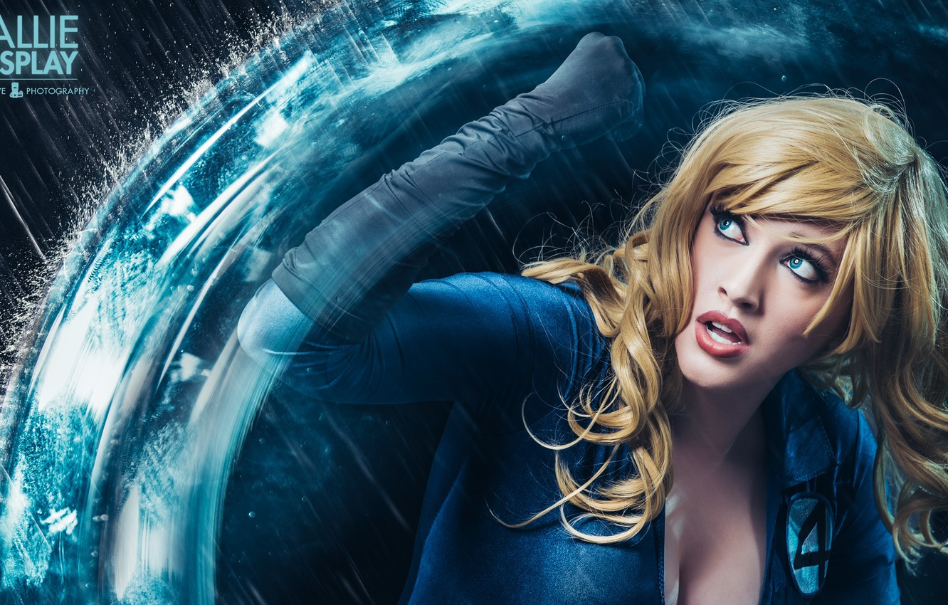 Invisible Woman Wallpapers