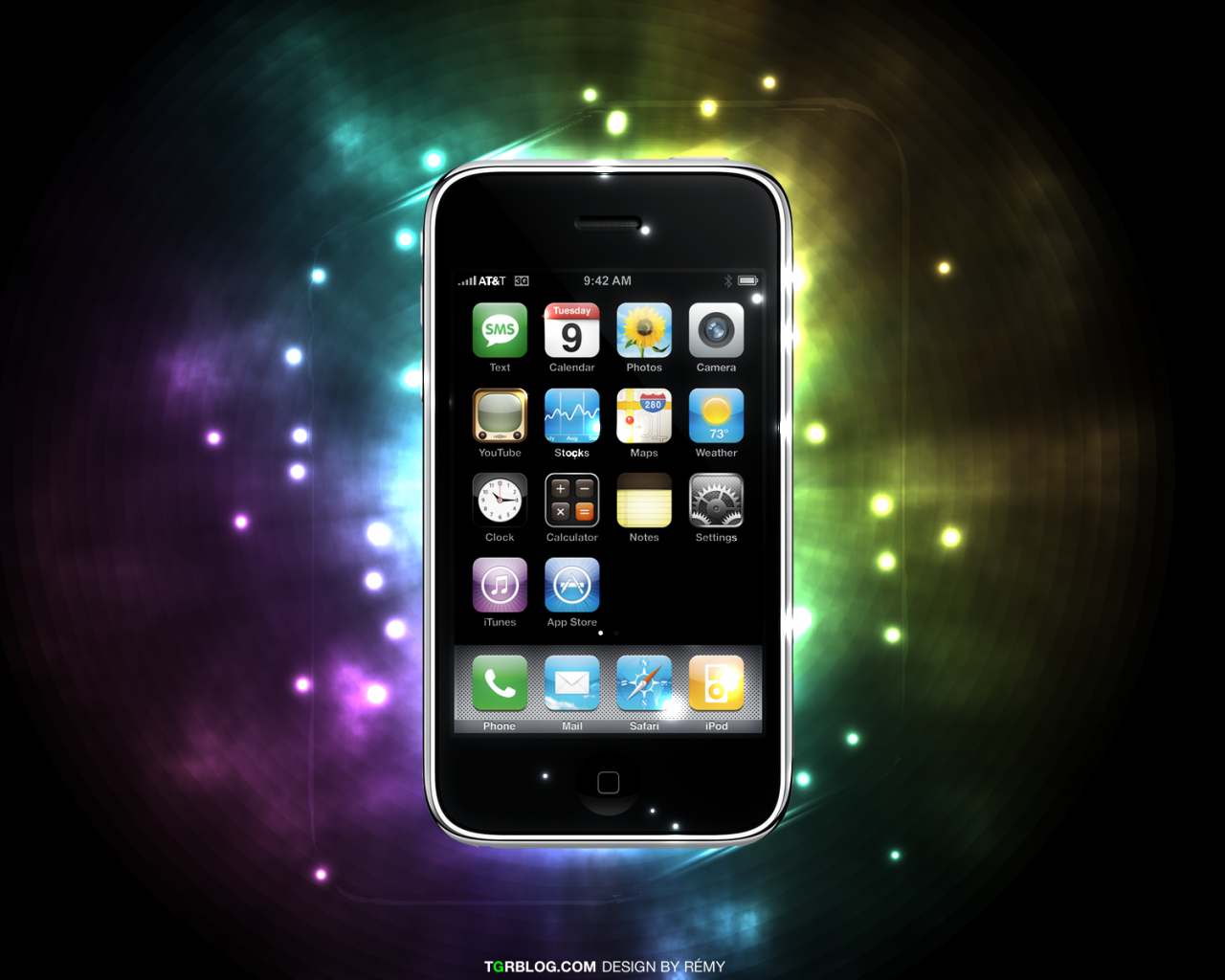 iPhone 3G Wallpapers