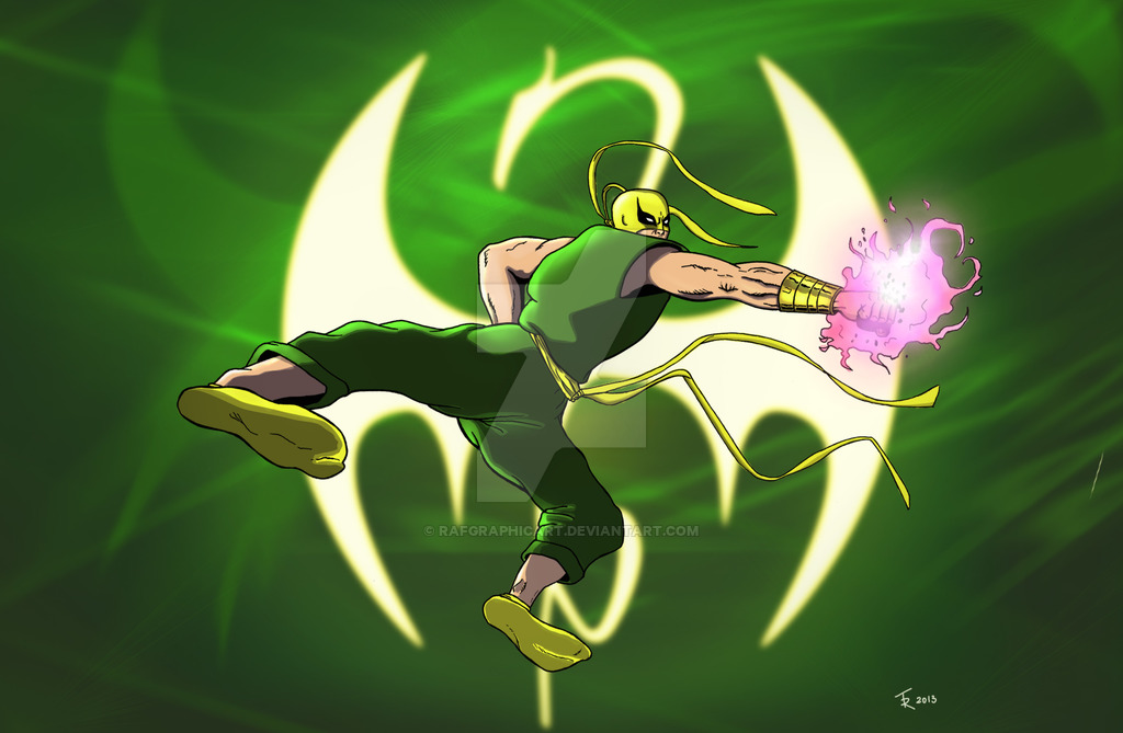 Iron Fist Wallpapers