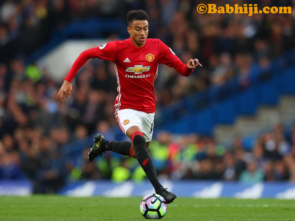 Jesse Lingard Wallpapers