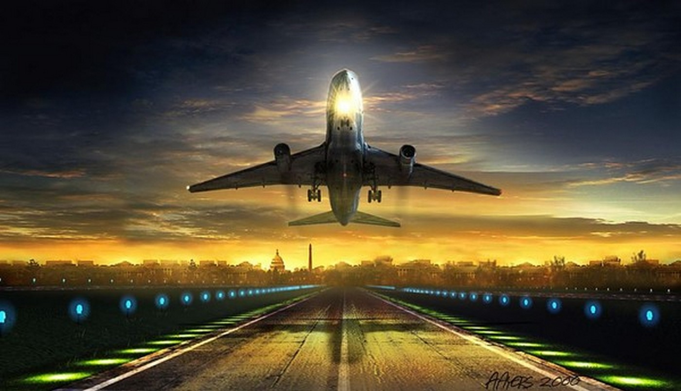 Jet Airplane Wallpapers
