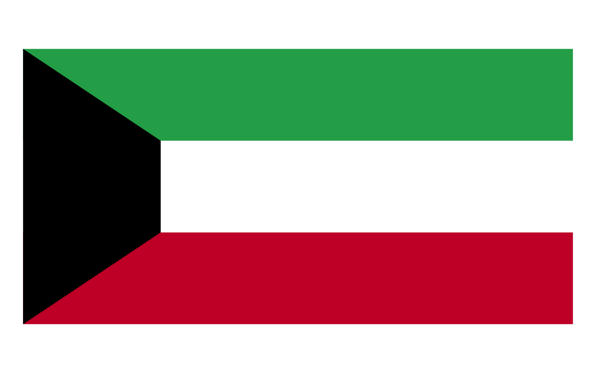 Kuwait Flag Wallpapers