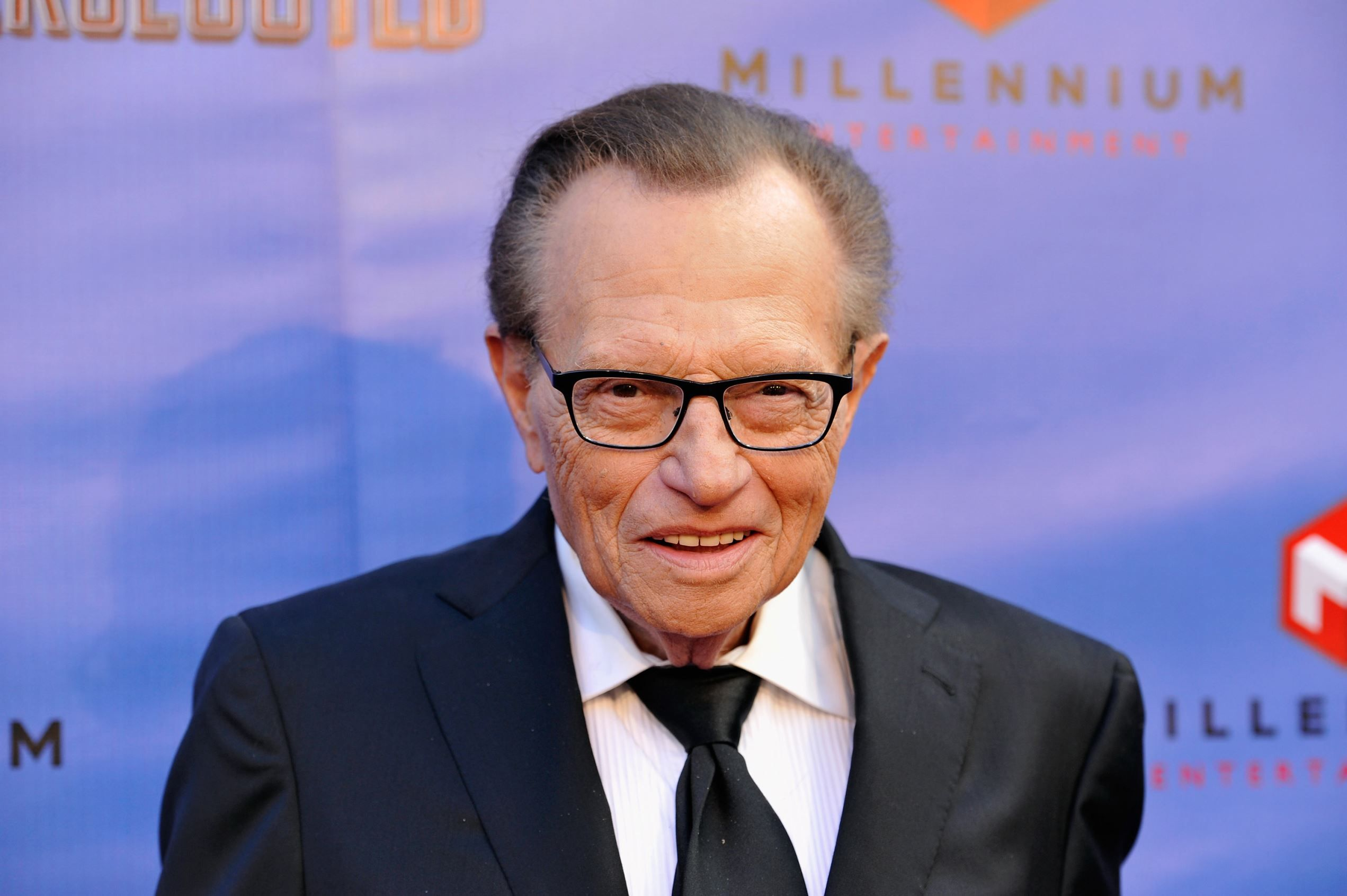 Larry King Wallpapers