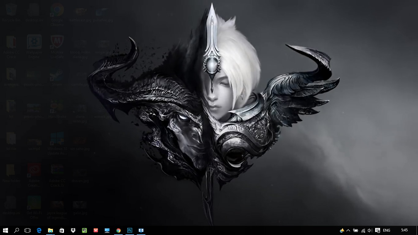 League Of Legends Wallpapers