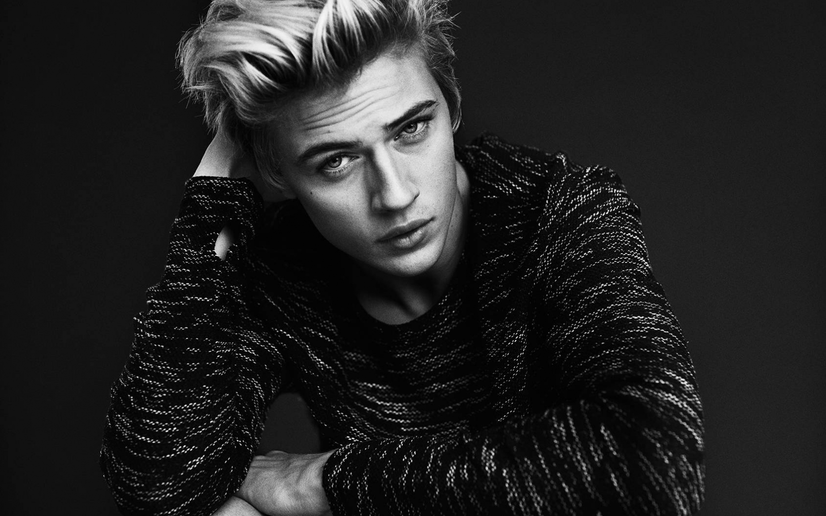 Lucky Blue Smith Wallpapers