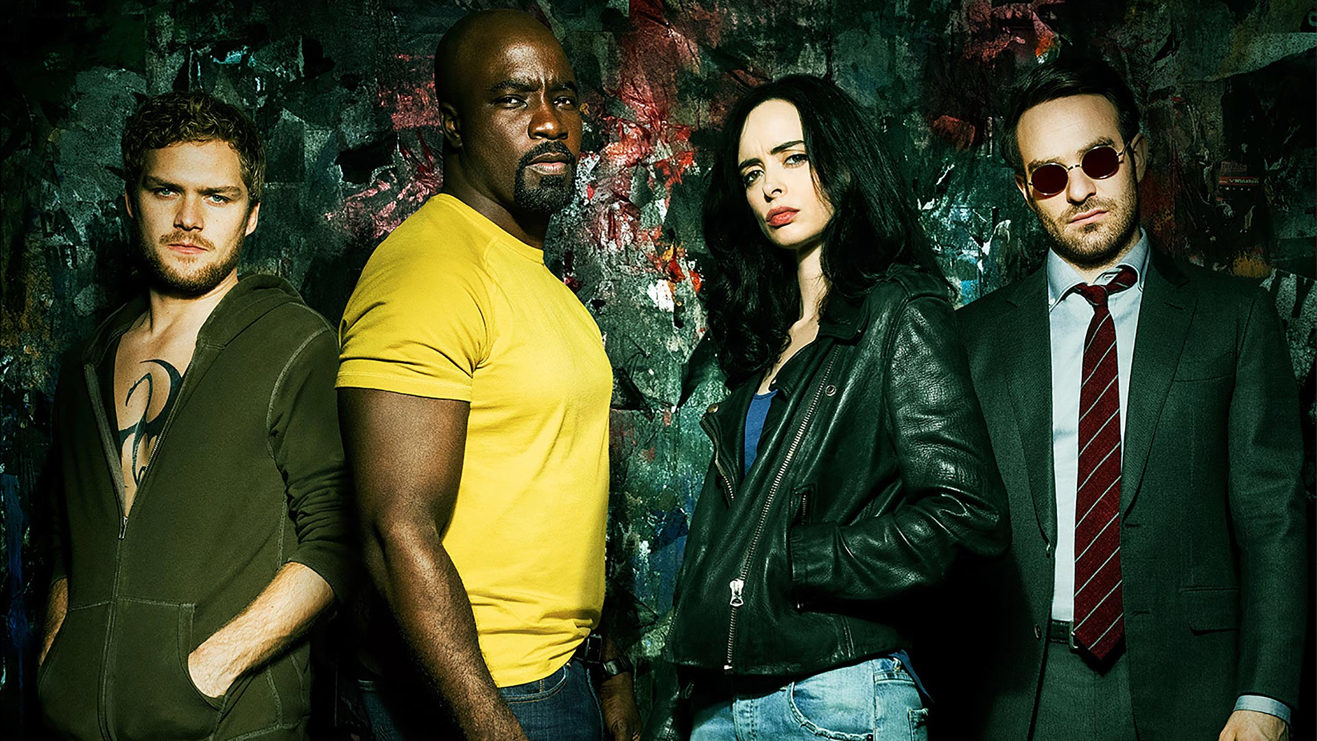 Luke Cage Wallpapers