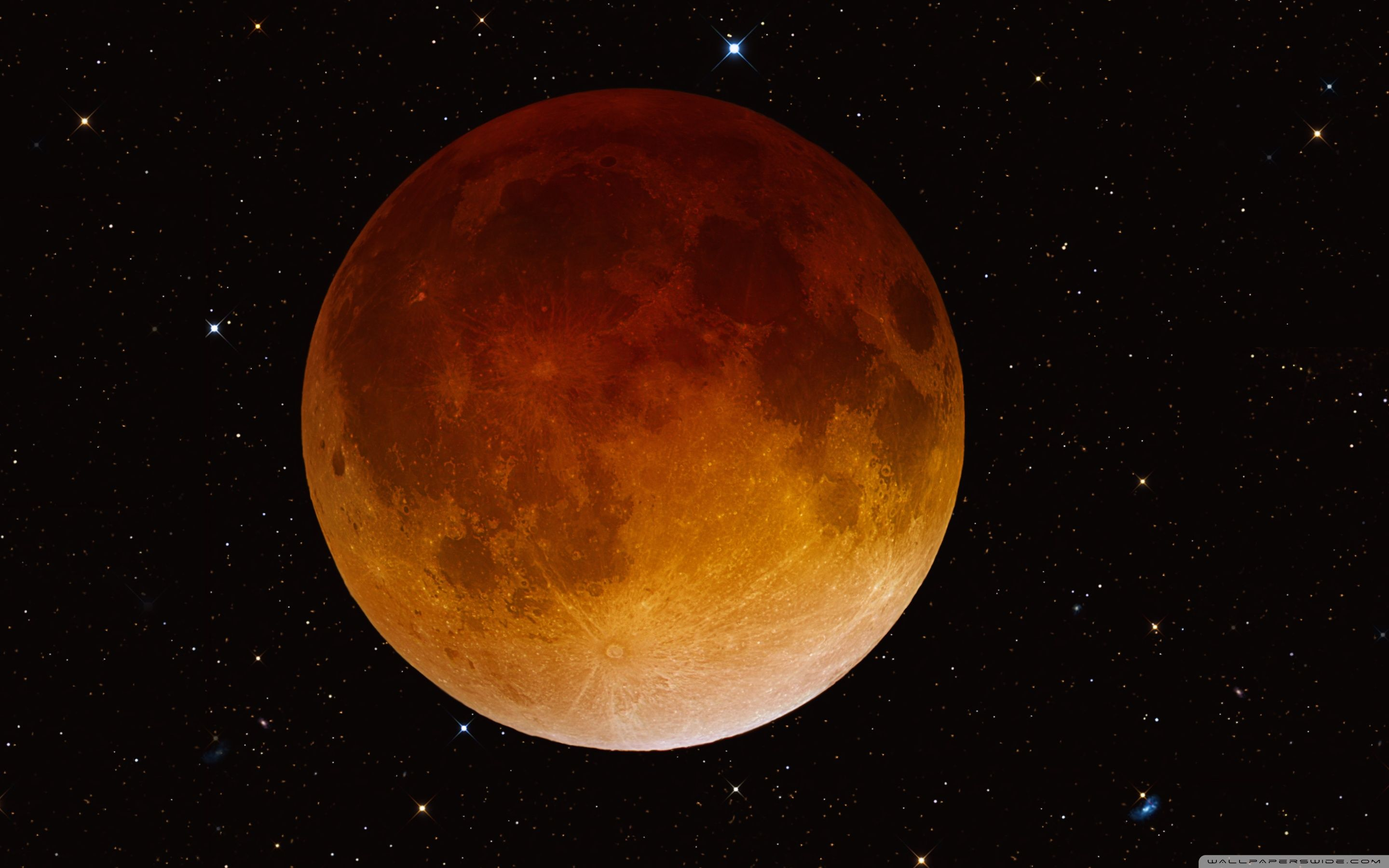 Lunar Eclipse Wallpapers