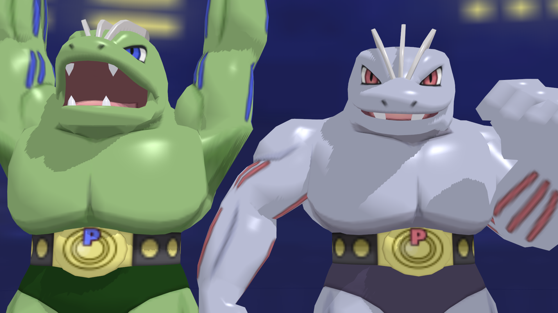 Machoke Wallpapers