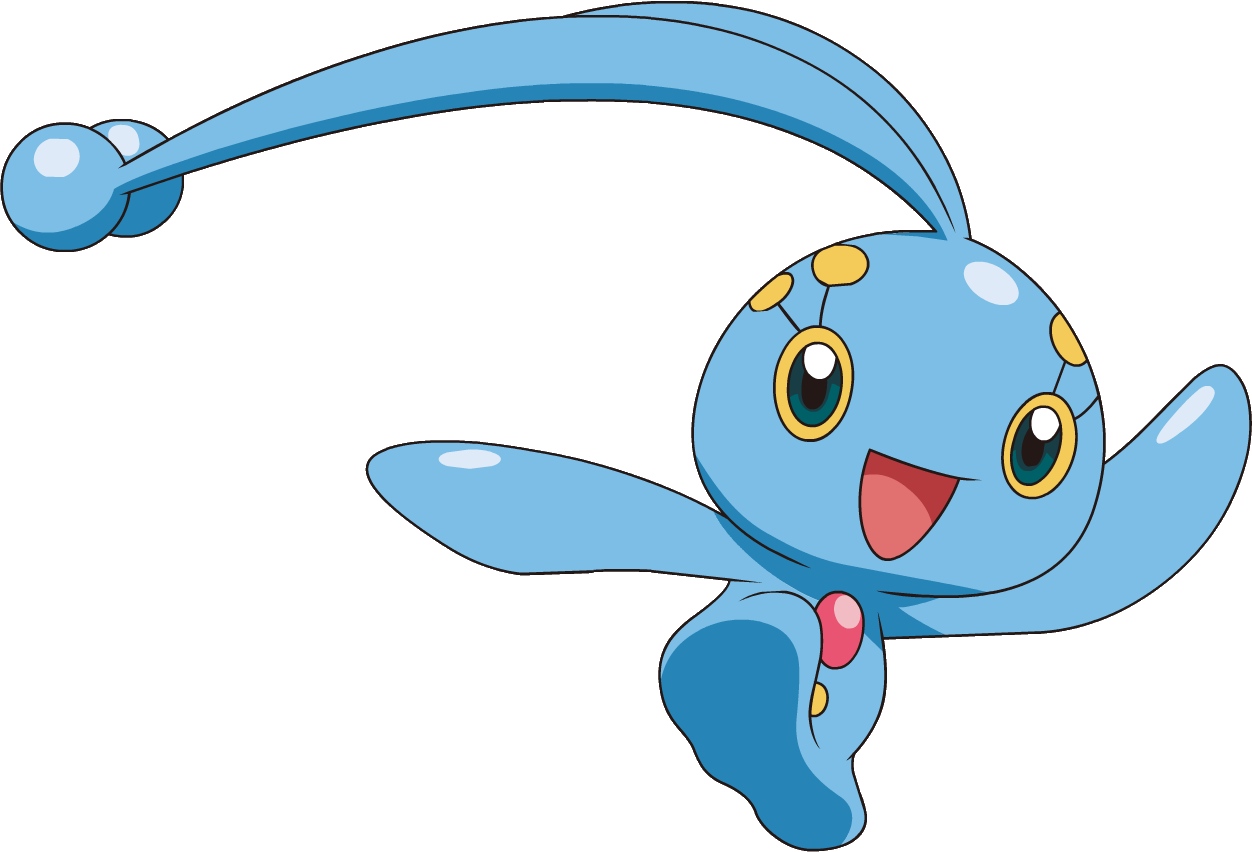 Manaphy Wallpapers