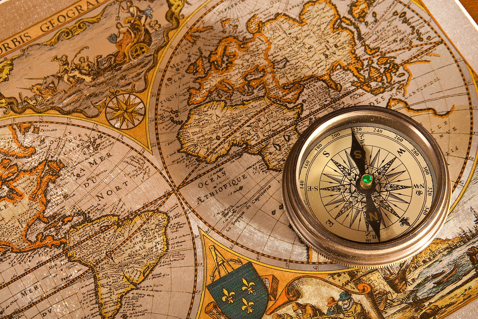Maps Wallpapers