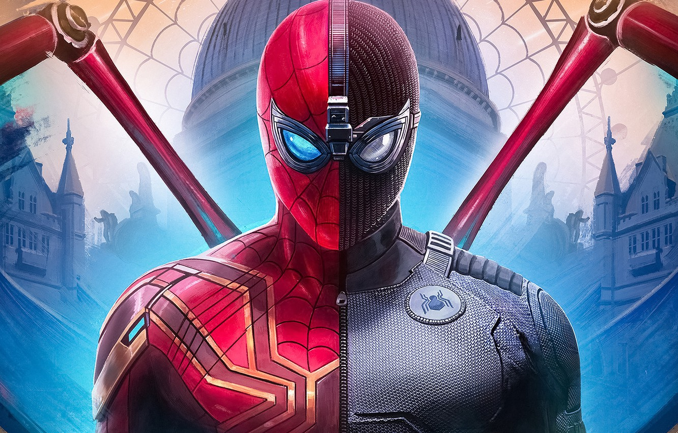 Marvel's Spider-Man Wallpapers