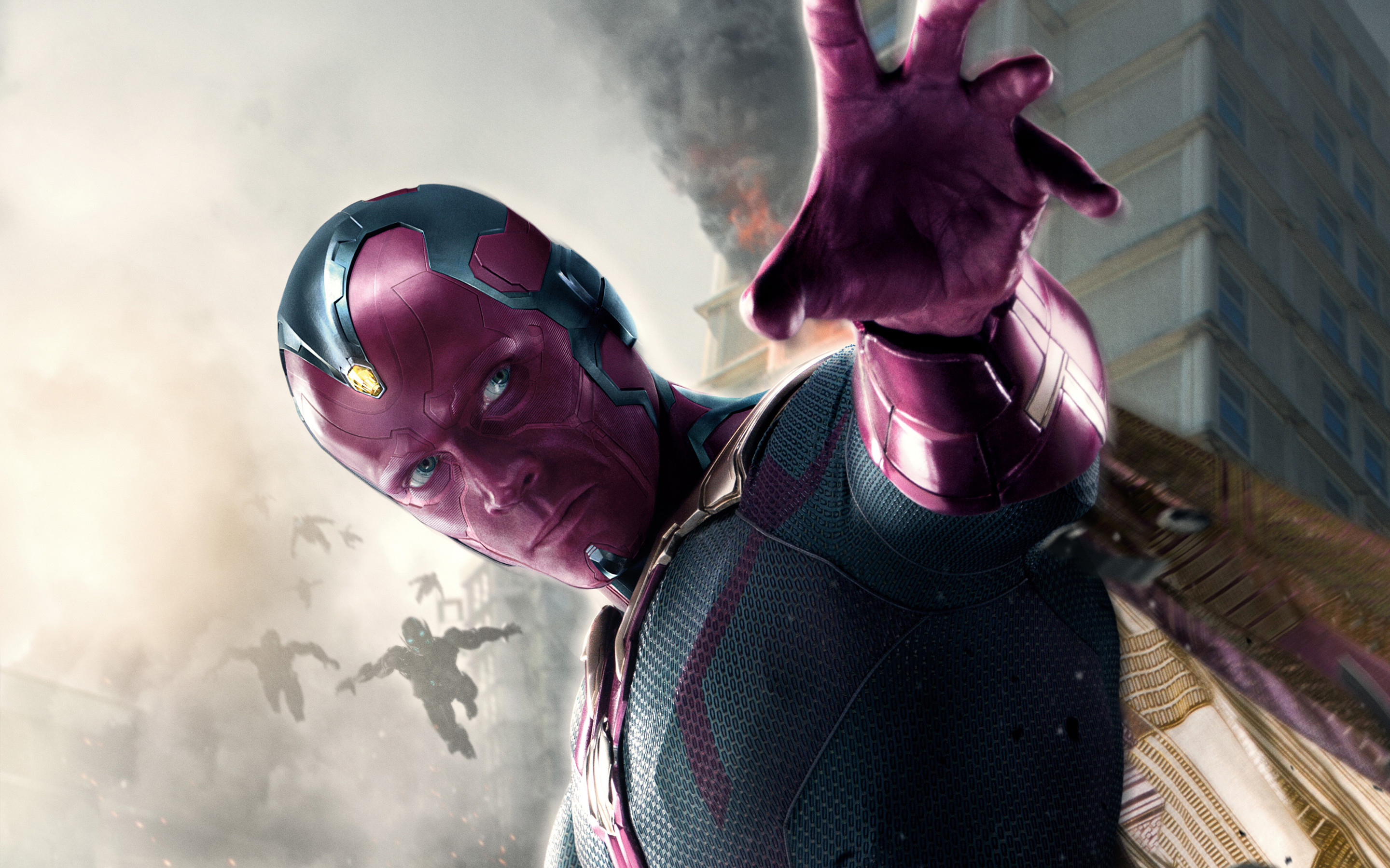 Marvel Vision Wallpapers