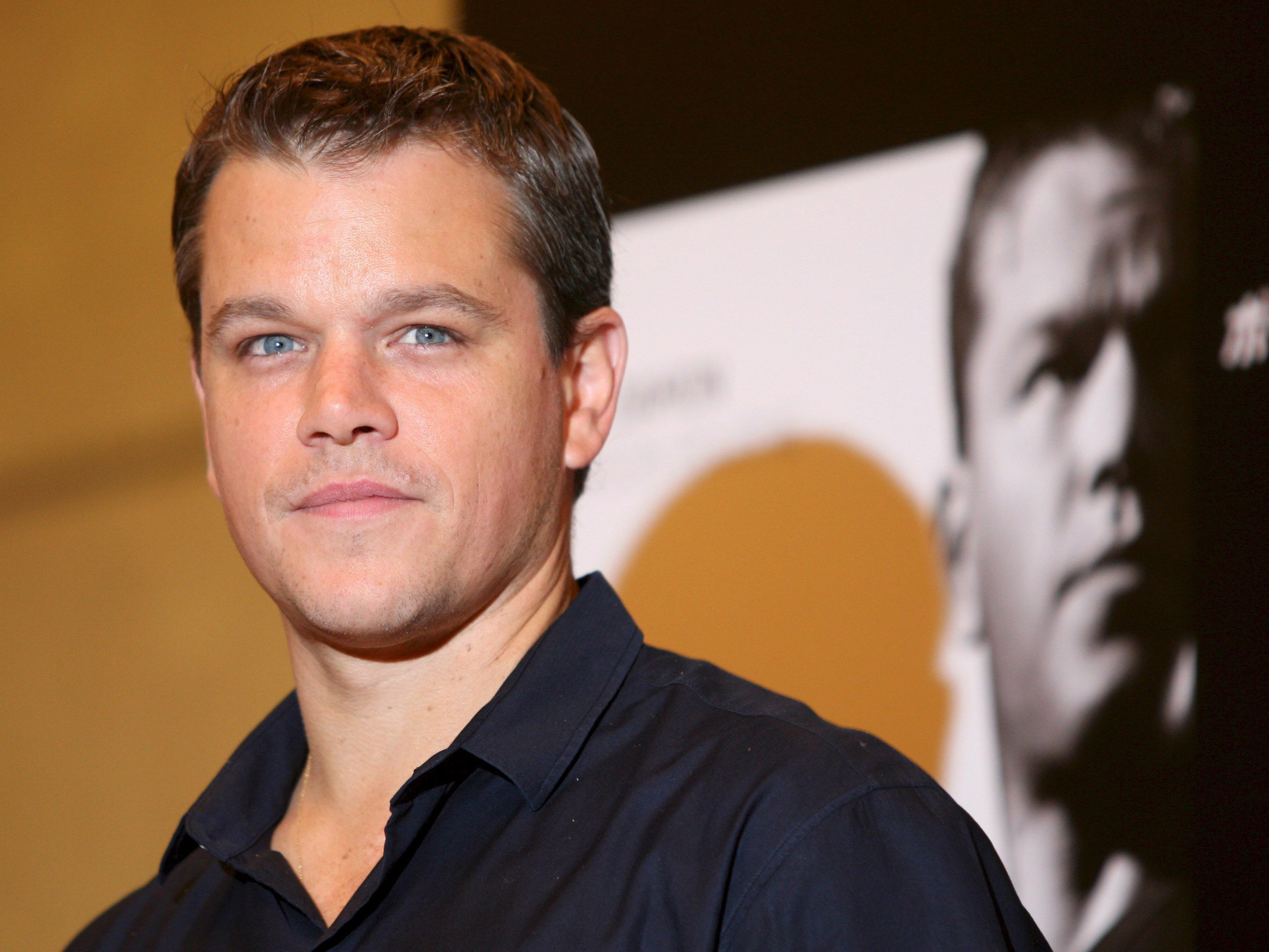 Matt Damon Wallpapers