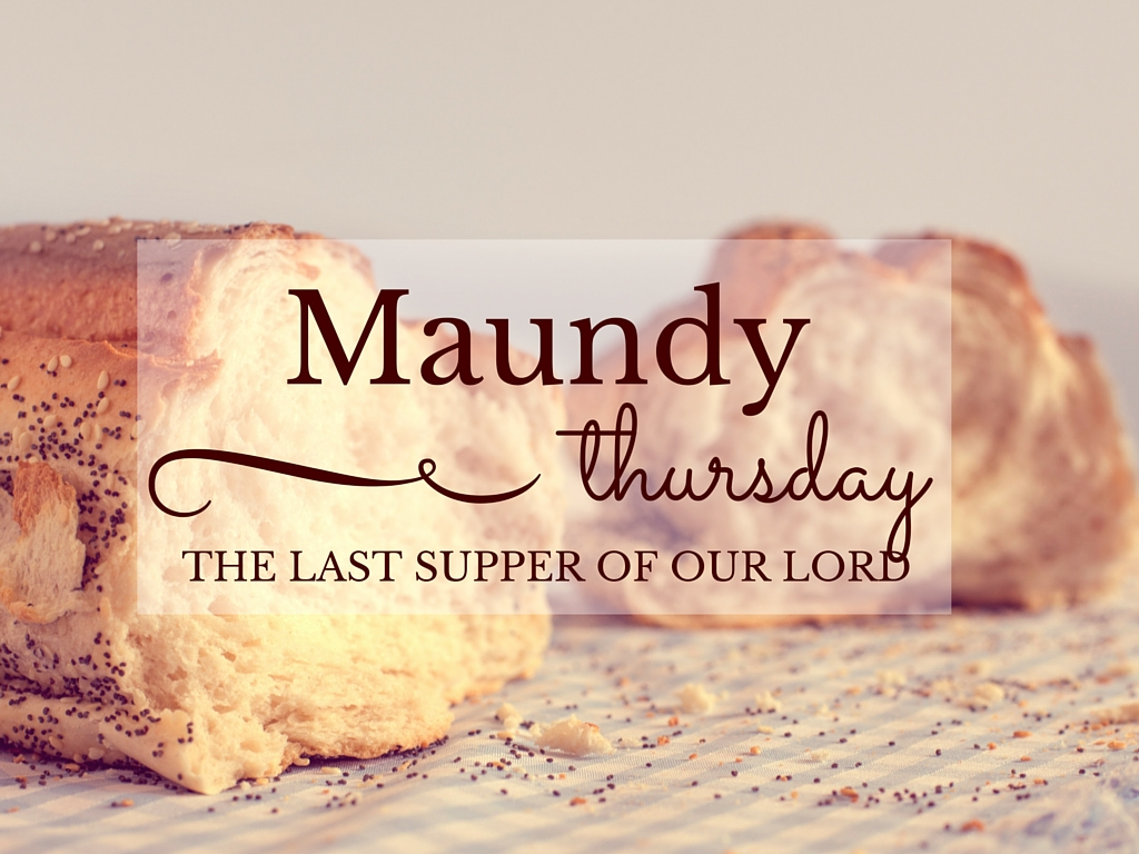 Maundy Thursday Wallpapers