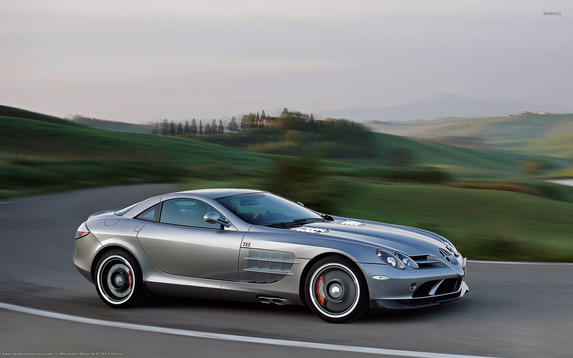 Mercedes-Benz SLR McLaren Wallpapers Wallpapers - All ...